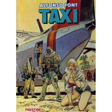 Font strips HC Taxi integraal (Het doolhof van de draak)