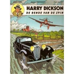 Harry Dickson 01 HC<br>De bende van de spin