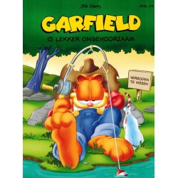 Garfield  129 Is lekker ongehoorzaam
