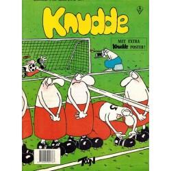 Knudde magazine 01 1e druk 1982 (zonder poster)