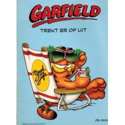 Garfield Foodbook 03% Trekt er op uit 1e druk 1988