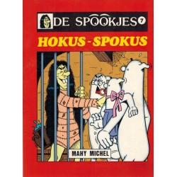 Spookjes 07 Hokus-pokus 1e druk 1988