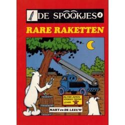 Spookjes 04 Rare raketten 1e druk 1988