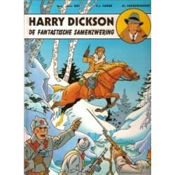 Harry Dickson 06 HC<br>De fantastische samenzwering