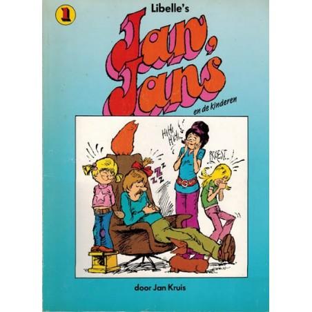 Jan, Jans en de kinderen 01 Libelle-abonnee-uitgave 1e druk 1988