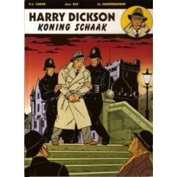 Harry Dickson 07 HC Koning schaak