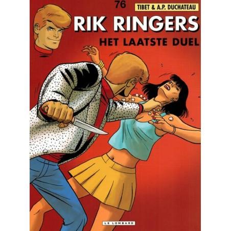 Rik Ringers 76 Het laatste duel 1e druk 2009