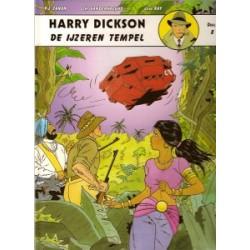 Harry Dickson 08 HC De ijzeren tempel