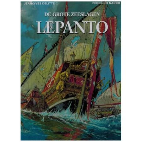 Grote zeeslagen 04 HC Lepanto