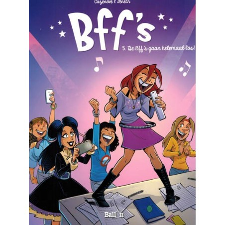 BFF's 05 De Bff's gaan helemaal los!