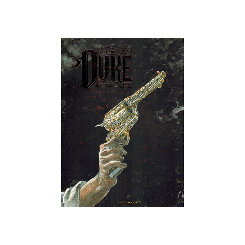 Duke HC 02 Eens een killer... 1e druk 2017