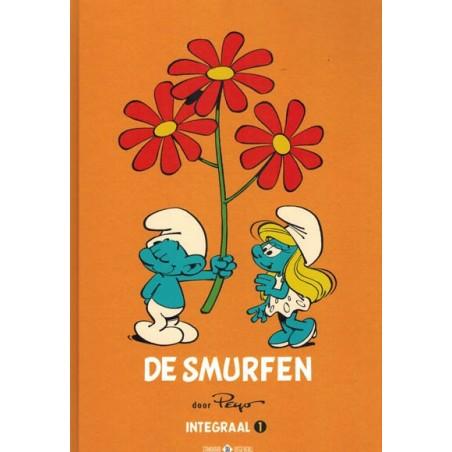 Smurfen   integraal 01 HC 1958-1966
