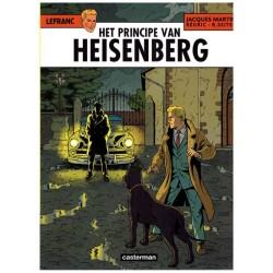 Lefranc  28 Het principe van Heisenberg (naar Jacques Martin)