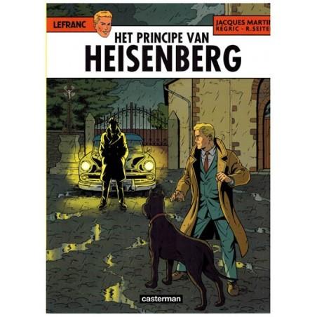 Lefranc 28 Het principe van Heisenberg (naar Jacques Martin) 1e druk 2017