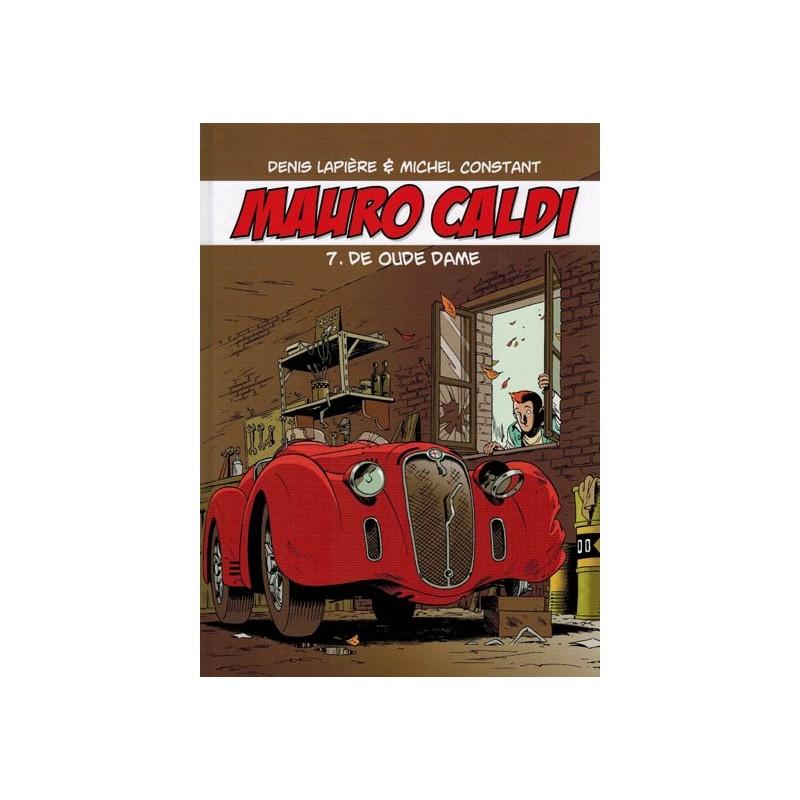 Mauro Caldi 07 HC De oude dame 1e druk 2016