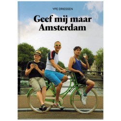 Geef mij Amsterdam 1e druk 2016