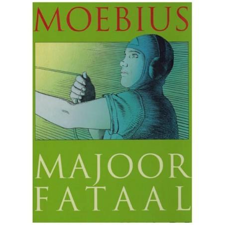 Moebius   collectie 04 Luxe HC Majoor Fataal De man van Ciguri