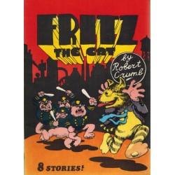 Fritz the Cat 8 stories roofdruk 1969???