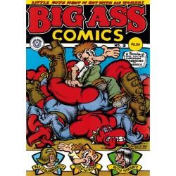 Big Ass comics 02 reprint