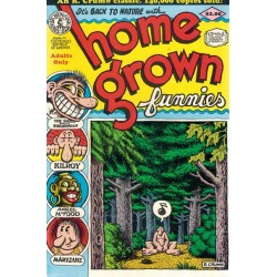 Homegrown Funnies 01 reprint