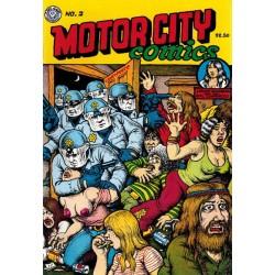Motorcity comics 02 reprint