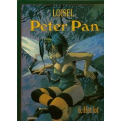 Peter Pan HC 06<br>Het lot