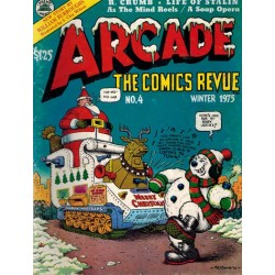 Arcade The comics revue No. 4 first printing 1975