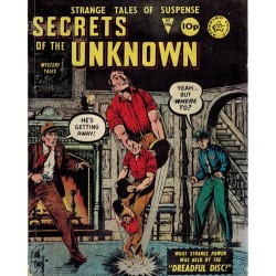 Secrets of the unknown 146 The dreadful disc! First printing