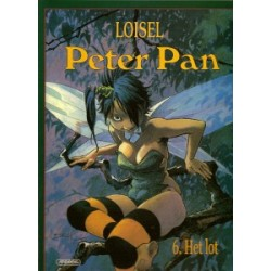 Peter Pan 06 SC<br>Het lot