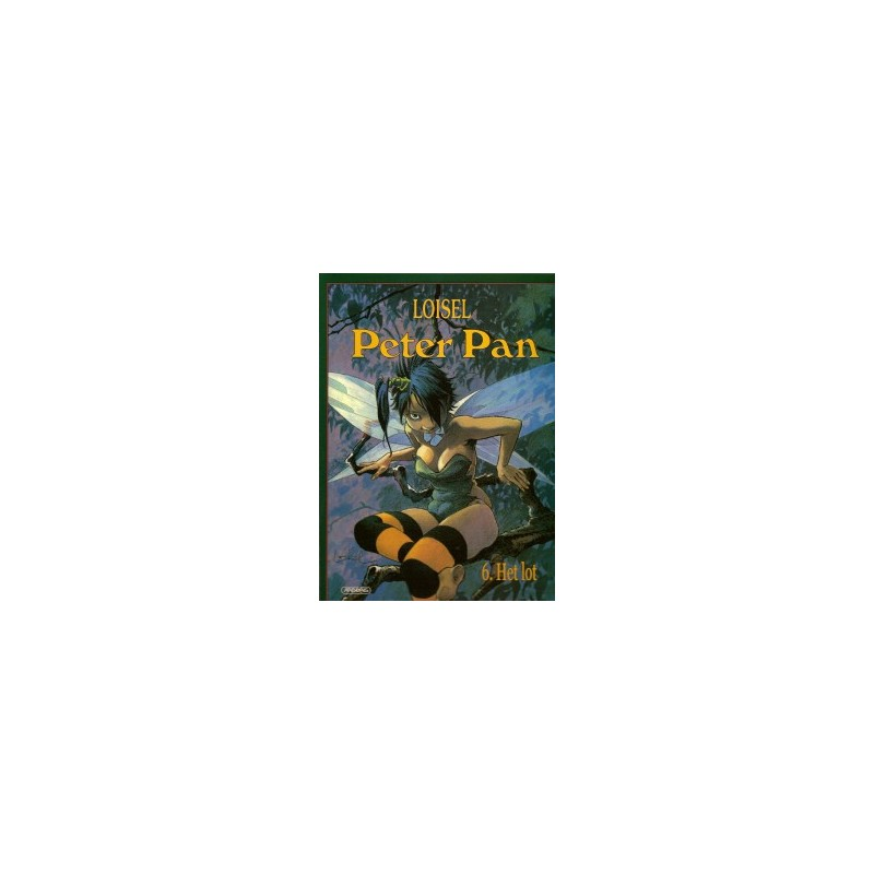 Peter Pan  06 Het lot