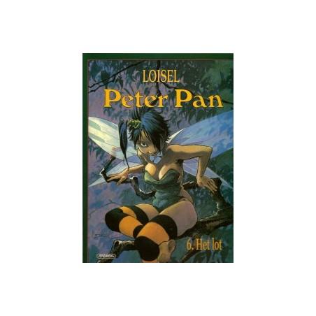 Peter Pan 06 SC Het lot