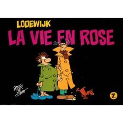 Lodewijk 02 La vie en rose 1e druk 1990