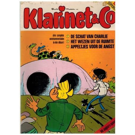 Kari Lente & Co 02% [Klarinet & Co] De schat van Charlie 1e druk 1975
