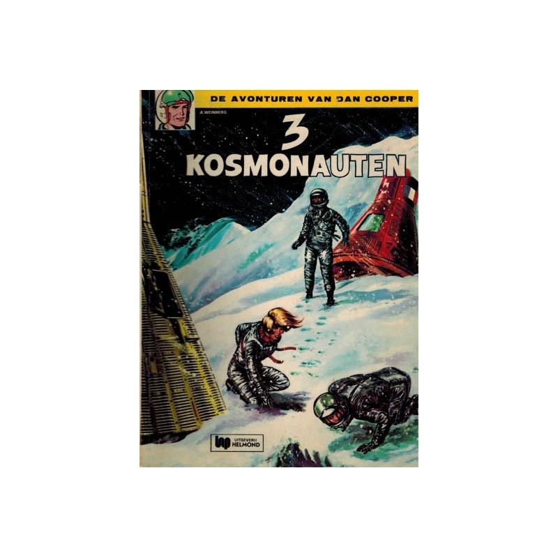 Dan Cooper 10% 3 Kosmonauten herdruk Helmond