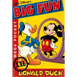 Donald Duck Big fun pocket 04 1e druk
