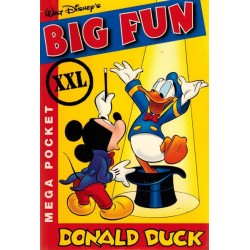Donald Duck Big fun pocket 05% 1e druk
