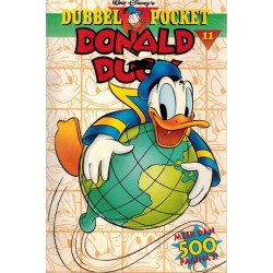 Donald Duck Dubbel pocket 11% 1e druk