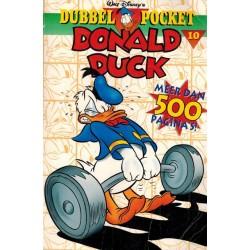 Donald Duck Dubbel pocket 10% 1e druk