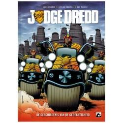 Judge Dredd  NL HC 01 De geschiedenis van de gerechtigheid