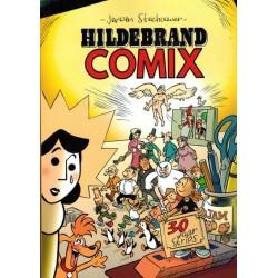 Hildebrand Comix 30 Jaar strips