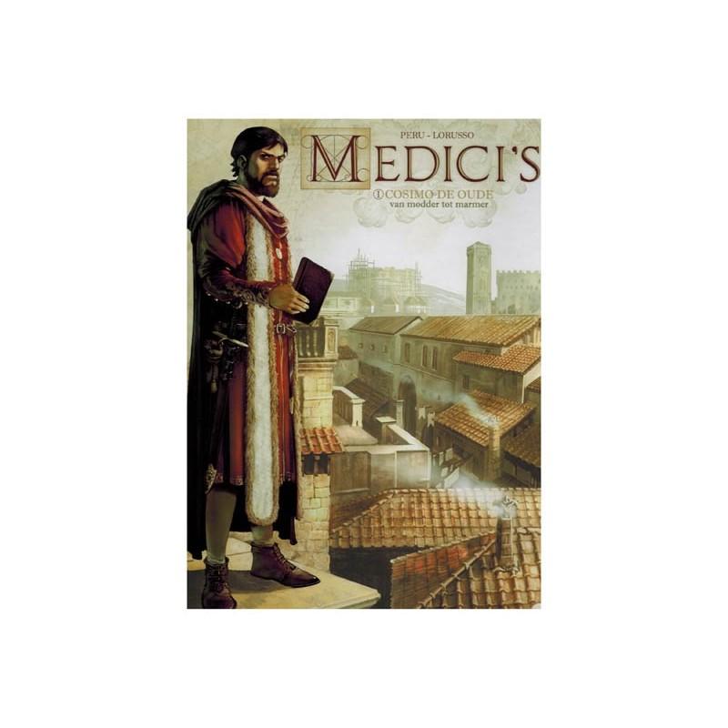 Medici's set HC deel 1 & 2 1e drukken 2018-2019