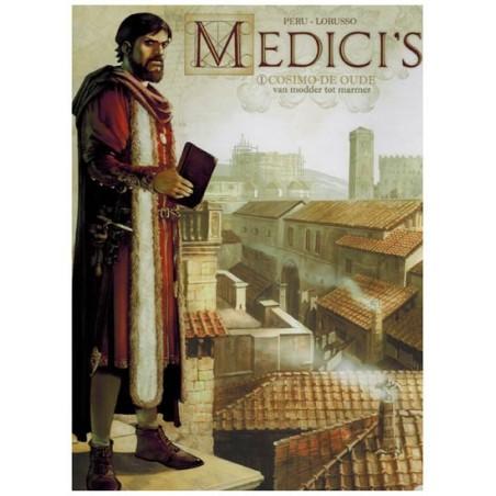 Medici's set HC deel 1 t/m 3 1e drukken 2018-2020