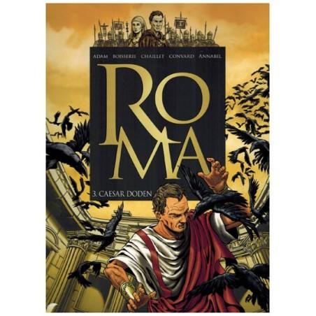 Roma 03 Caesar doden
