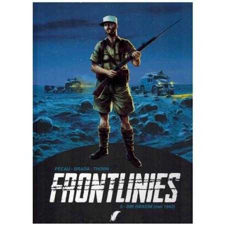 Frontlinies HC 05 Bir Hakem (mei 1942)