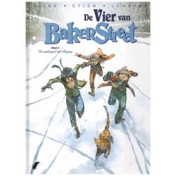 Vier van Bakerstreet HC 03 De nachtegaal van Stepney