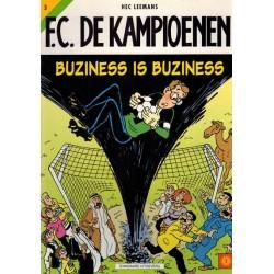 F.C. De Kampioenen 03 Buziness is buziness 1e druk 1997