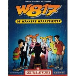 Gazet van Antwerpen reclame-album 86 W817 De wakkere waarzegster 1e druk 2005