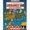 Gazet van Antwerpen reclame-album 74 Urbanus De ezel van Frankenstein 1e druk 2005