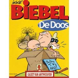 Gazet van Antwerpen reclame-album 24 Biebel De doos 1e druk 2004