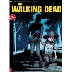 Walking dead 17 NL